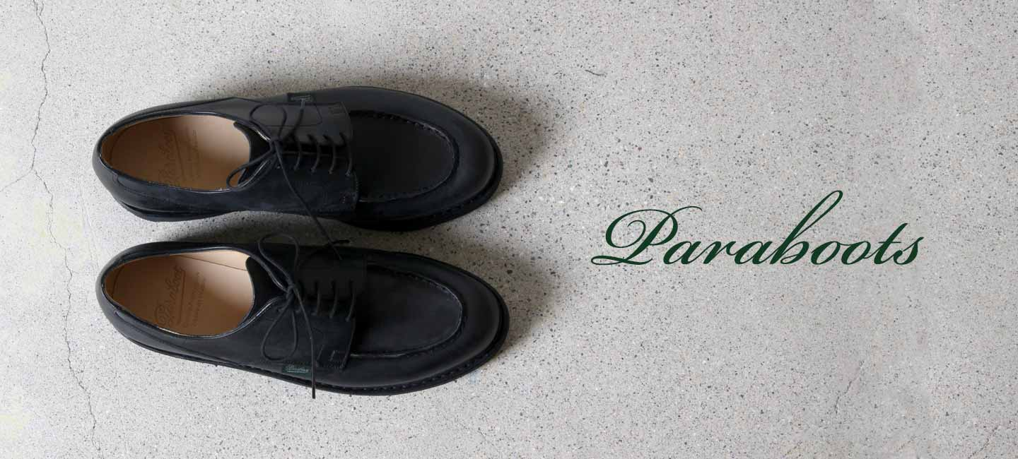 paraboots
