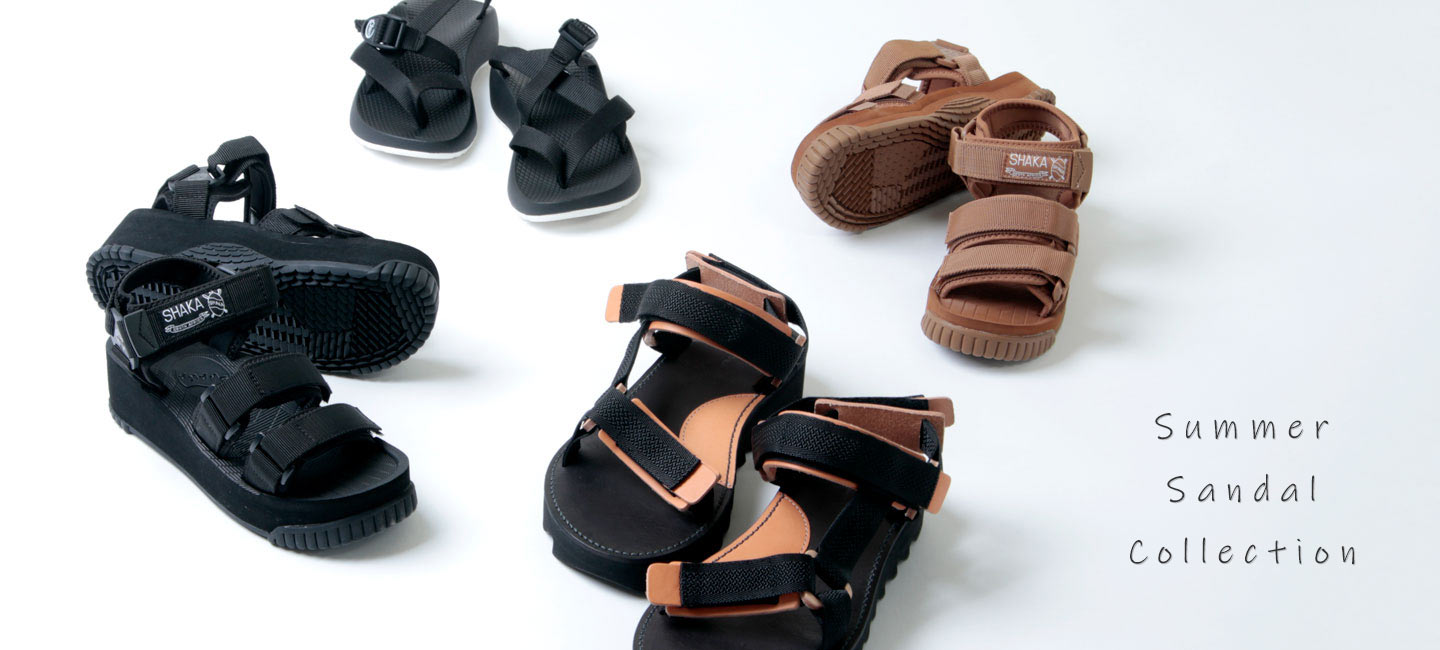 Cotyle Summer Sandal Collection