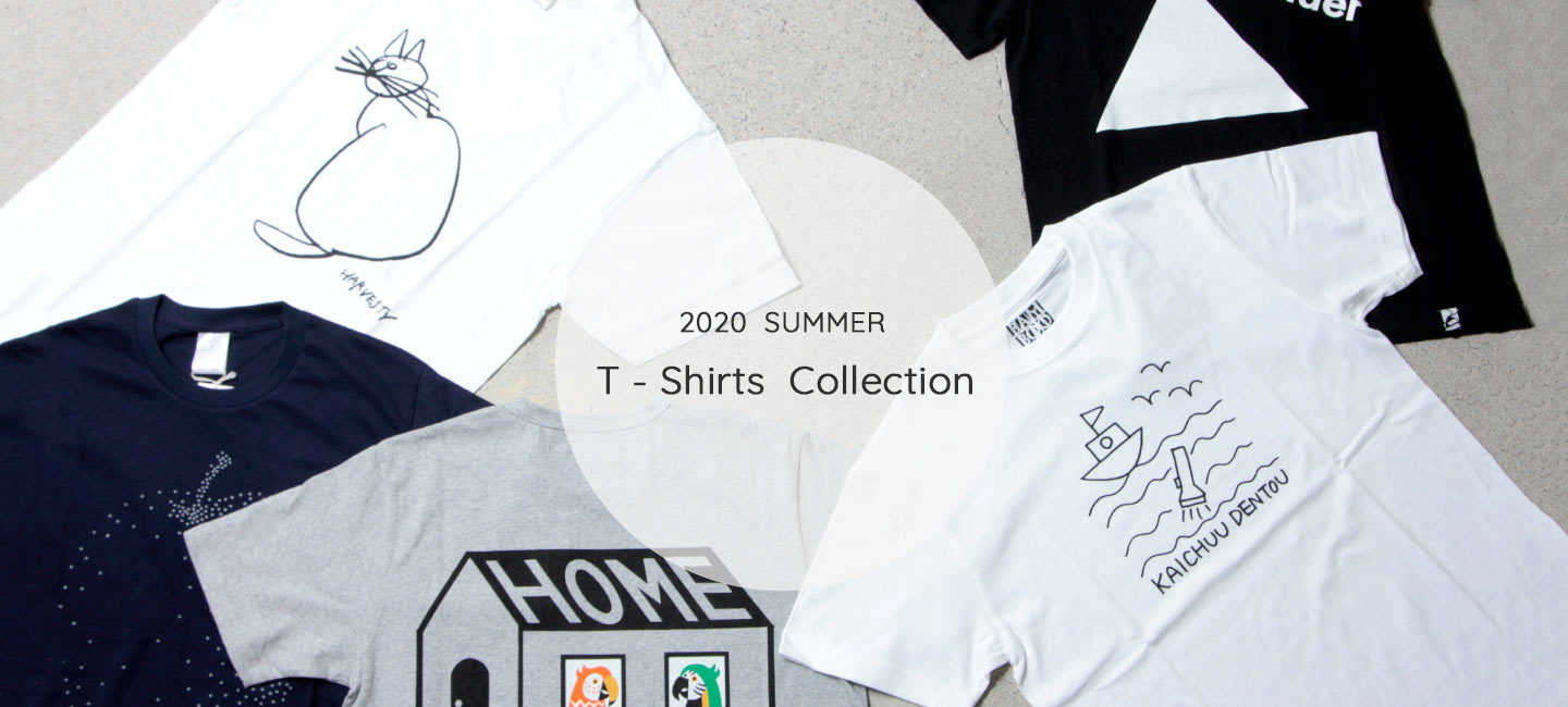 T-Shirt COLLECTION 2020 SUMMER