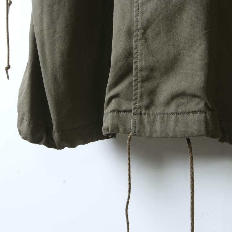 08sircus(ゼロエイトサーカス) C/N oxford M-51 military coat