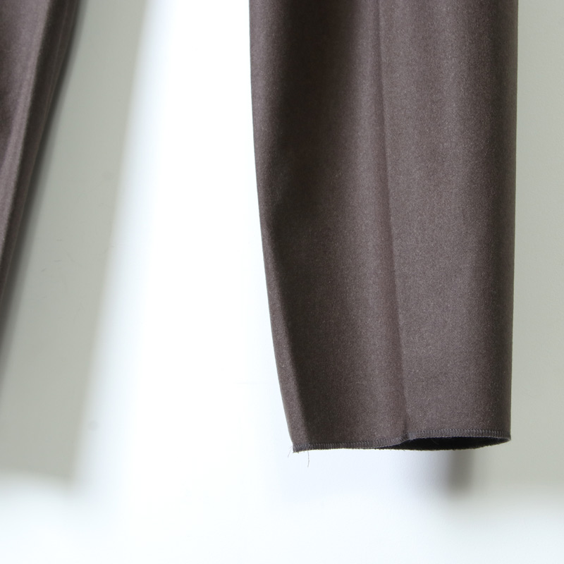 08sircus(ゼロエイトサーカス) Cashmere wool pants