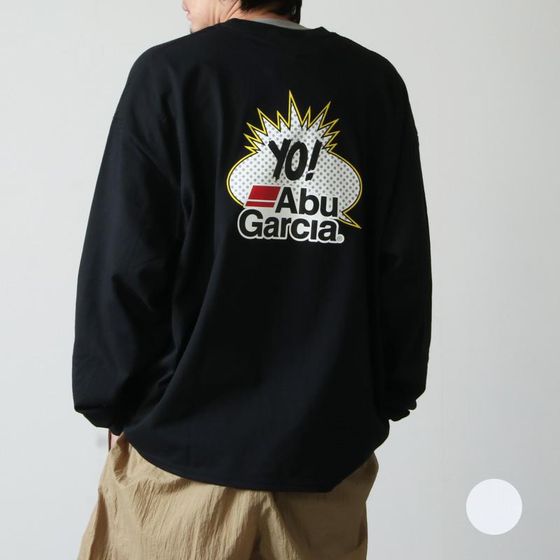 AbuGarcia (アブガルシア) ABU RAPS L/S T-SHIRT