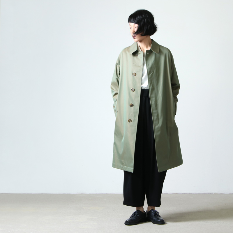 ANATOMICA(アナトミカ) SINGLE RAGLAN � Olive For Woman