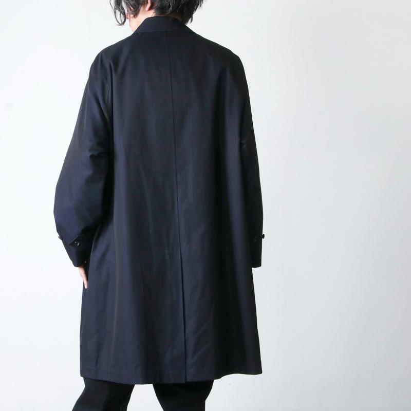 ANATOMICA(アナトミカ) SINGLE RAGLAN � S PROOFED GABARDINE Navy For Men