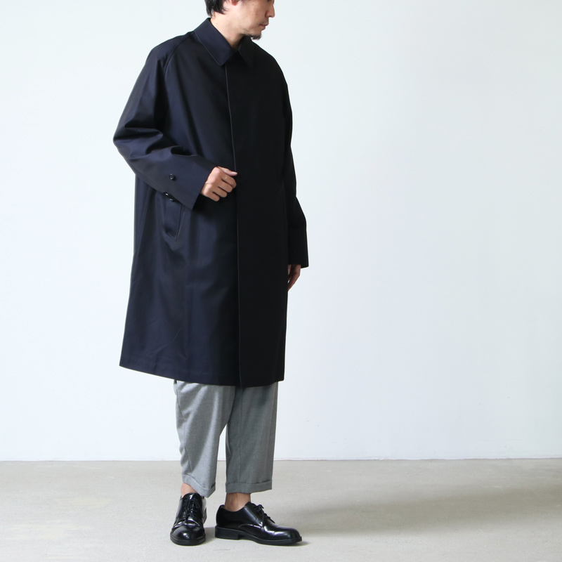ANATOMICA(アナトミカ) SINGLE RAGLAN � Navy For Men