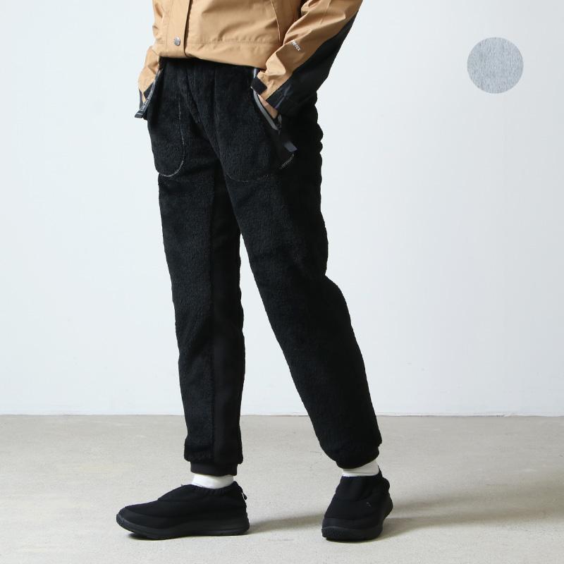 and wander (アンドワンダー) high loft fleece pants / ハイロフトフリースパンツ