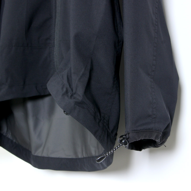 and wander(アンドワンダー) trek jacket For Men