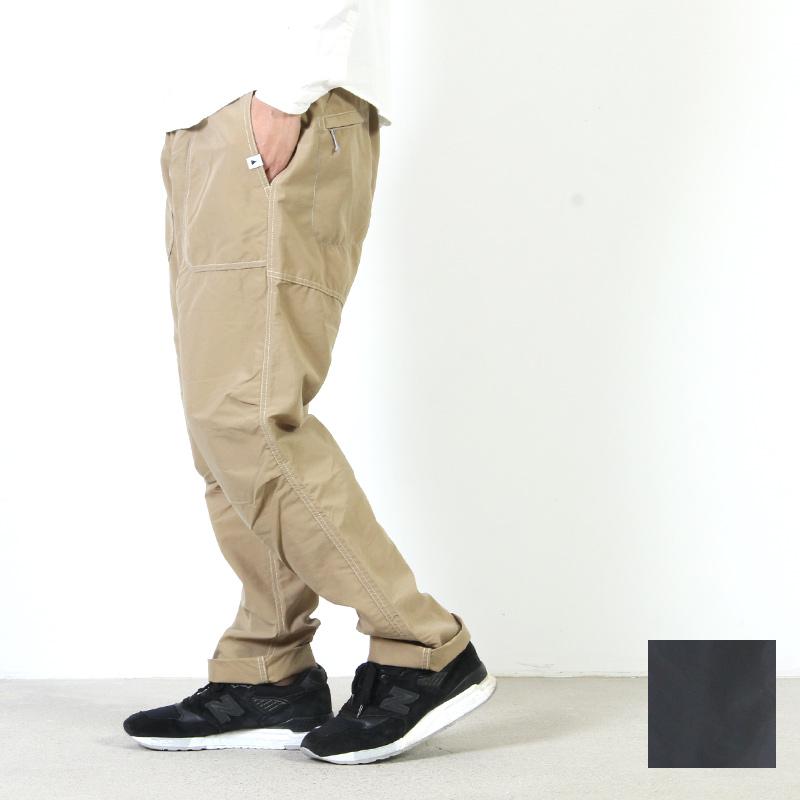 and wander (アンドワンダー) nylon climbing pants For Men / ナイロンクライミングパンツ メンズサイズ