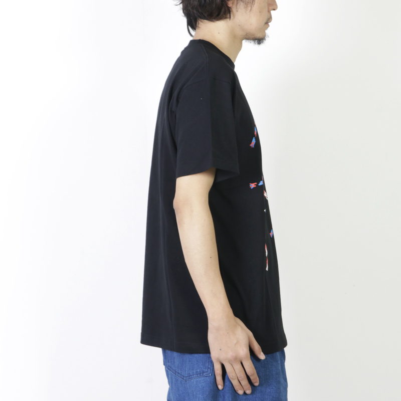 and wander(アンドワンダー) TCNM ropes T by toconoma for man
