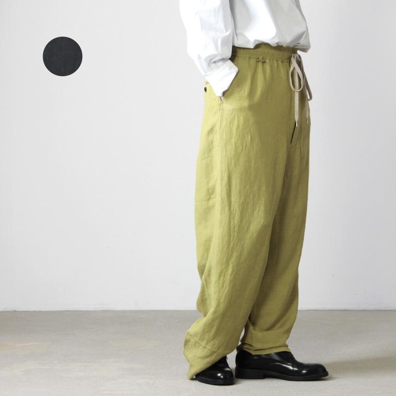 ANEI (アーネイ) ISLE PANTS L/RY / アイルパンツ