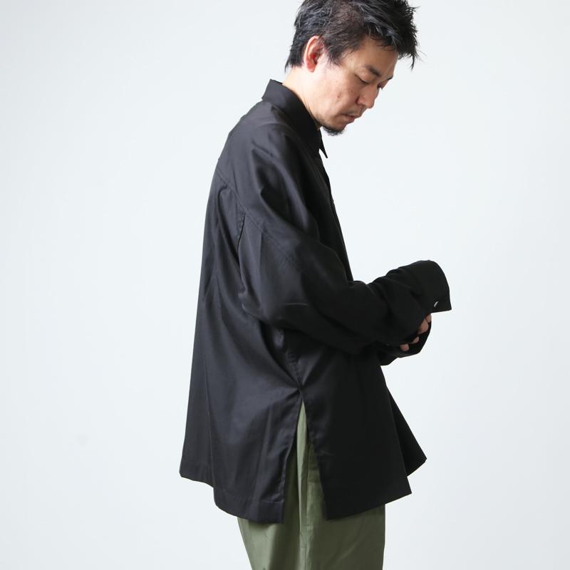ANEI(アーネイ) S.S. ACTIVE SHIRT