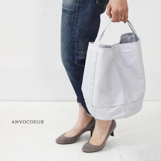 ANVOCOEUR(アンヴォクール) ワンショルダートートバッグ