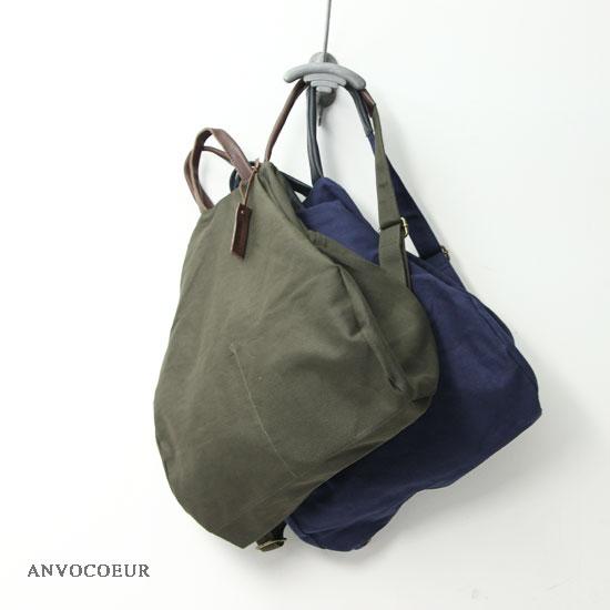 ANVOCOEUR(アンヴォクール) Arbing 2WAYボストンバッグ