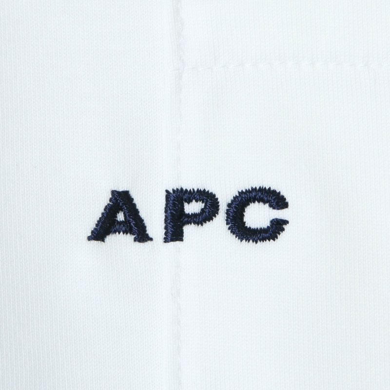 A.P.C(アーペーセー) POCKETemb LONG SLEEVE T