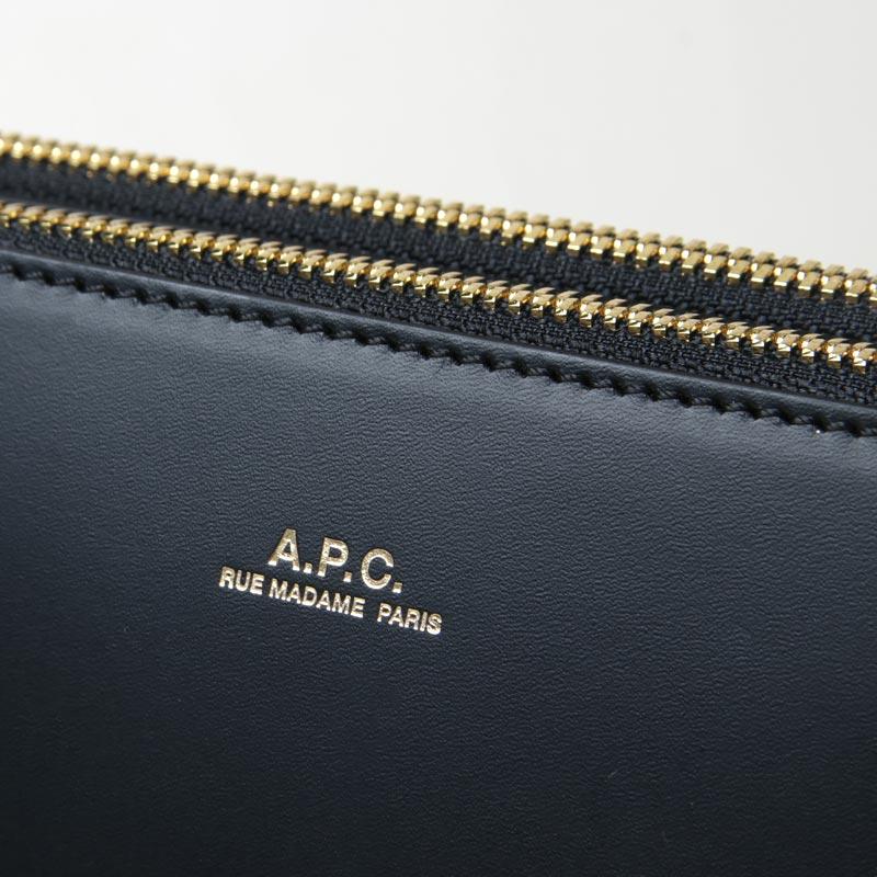 A.P.C(アーペーセー) SAC SARAH Noir