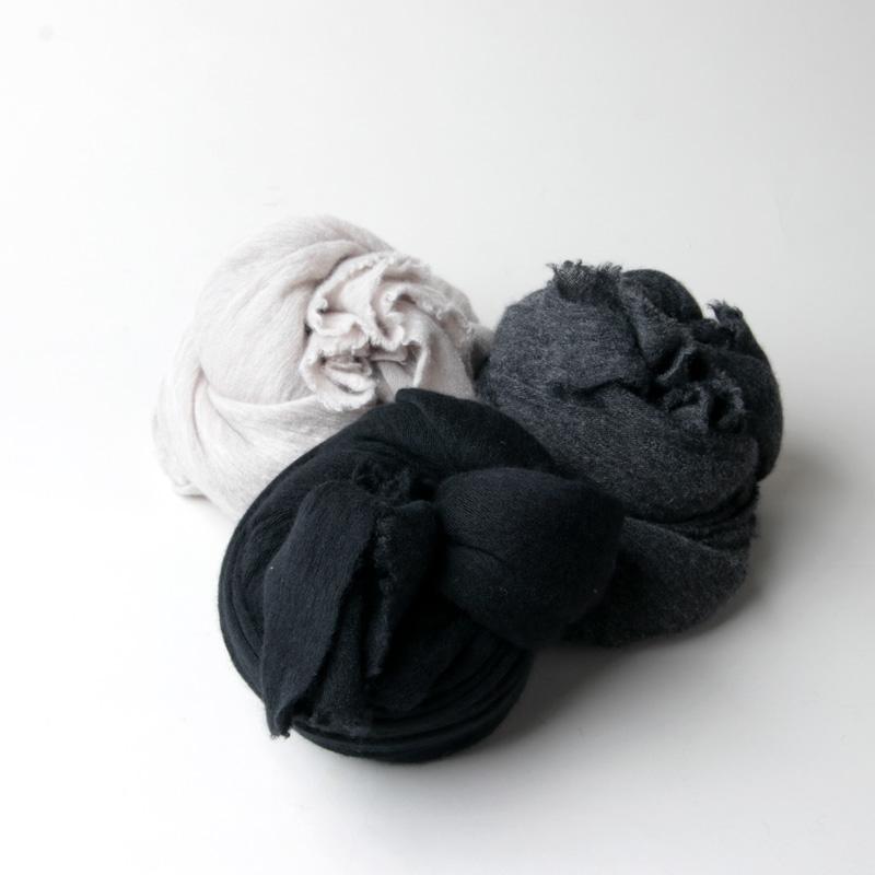Atelier d'antan(アトリエ ダンタン) カシミアストール Delaunay