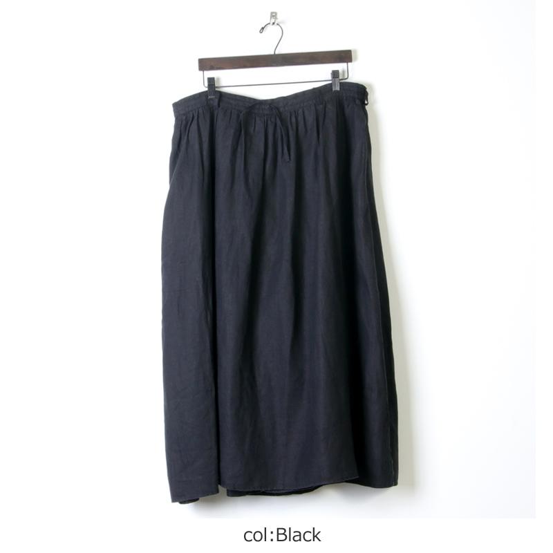 AUGUSTE PRESENTATION(オーギュストプレゼンテーション) リネンスカートパンツ
