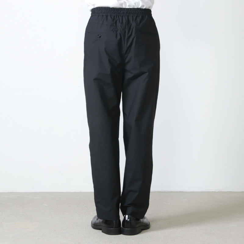 A VONTADE(ア ボンタージ) 1 Tuck Wide Easy Trousers