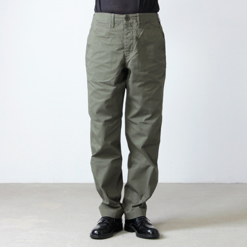A VONTADE(ア ボンタージ) Classic Chino Trousers Regular Fit