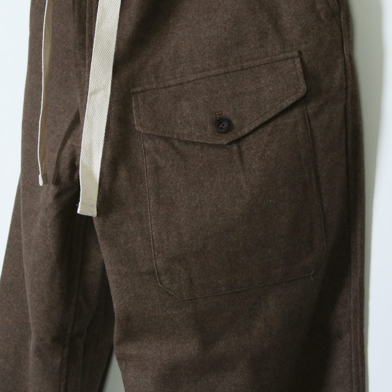 A VONTADE(ア ボンタージ) British Mil. Easy Trousers