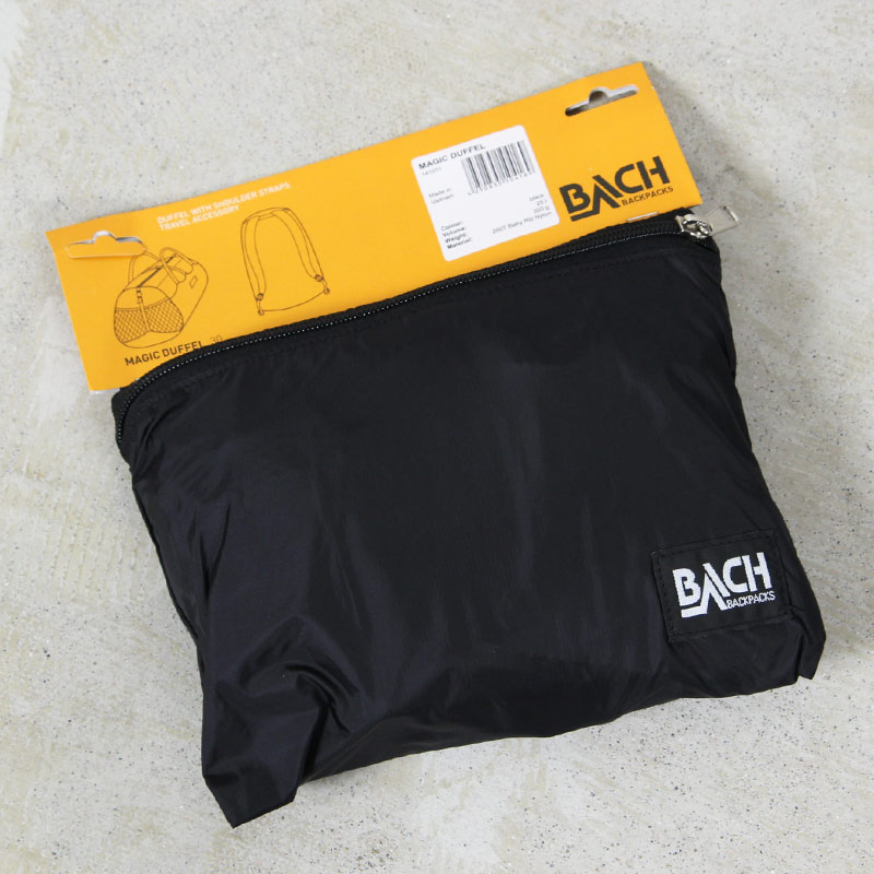 BACH BACKPACKS(バッハバックパックス) Magic Duffle 1