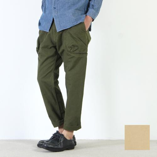 BAMBOOSHOOTS (バンブーシュート) 3D Side Pocket Pants