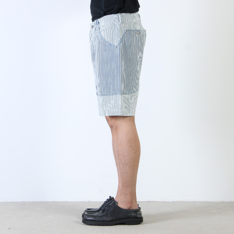 BAMBOOSHOOTS(バンブーシュート) KATO Side Patch Pocket Shorts