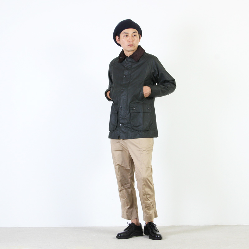 BARBOUR(バブアー) BEDALE SLIM #Sage