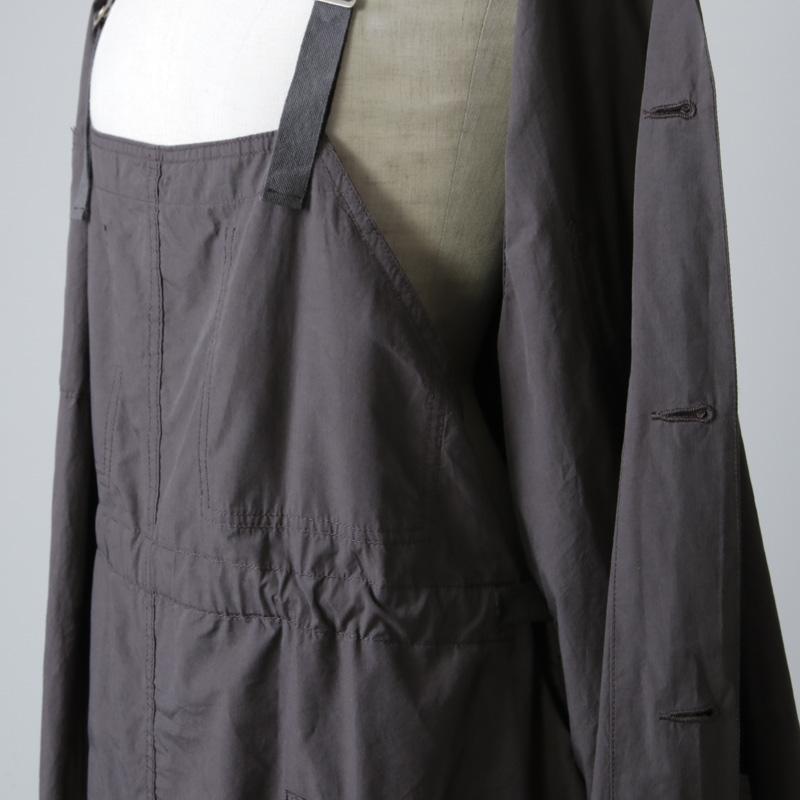 beautiful people(ビューティフルピープル) typewriter cotton layering shop coat