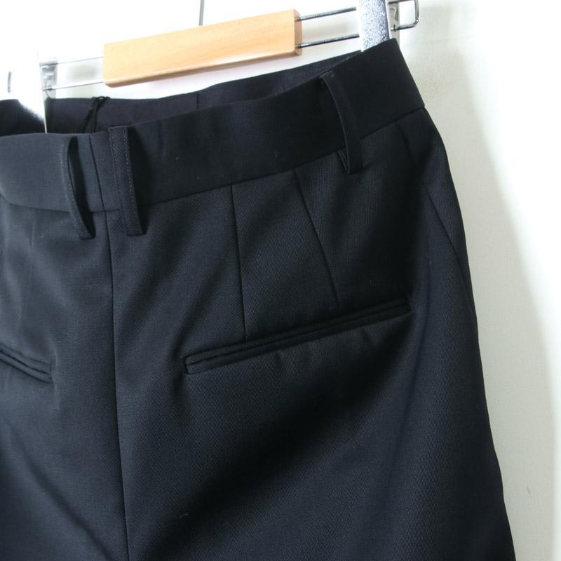 beautiful people(ビューティフルピープル) wool gabardin culotte pants