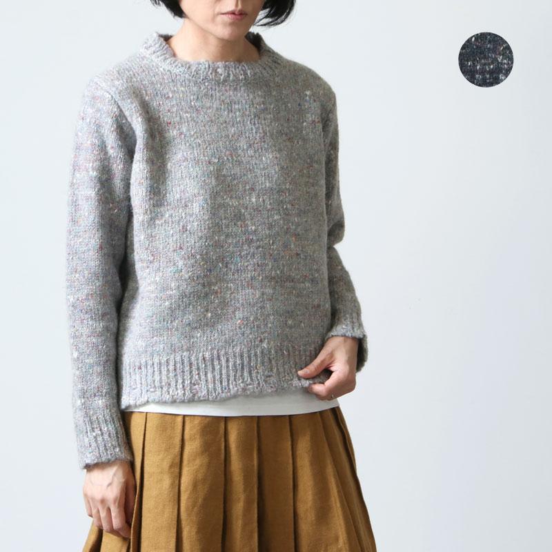beautiful people (ビューティフルピープル) fleck yarnpullover / フレックヤーンプルオーバー