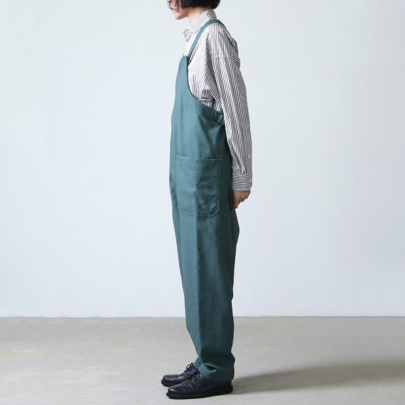 beautiful people(ビューティフルピープル) art pique salopetto pants