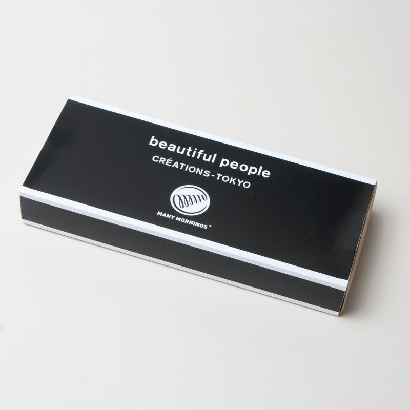 beautiful people(ビューティフルピープル) many mornings × bp sox box