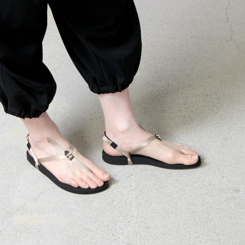 BEAUTIFUL SHOES(ビューティフルシューズ) BAREFOOT SANDALS THICK SOLE