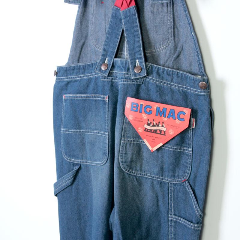 BIG MAC(ビッグマック) Denim Overall