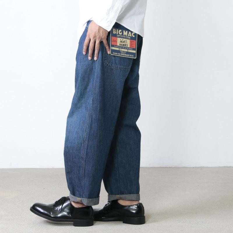 BIG MAC (ビッグマック) ×Ordinary Fits DENIM PAINTER PANTS / デニムペインターパンツ