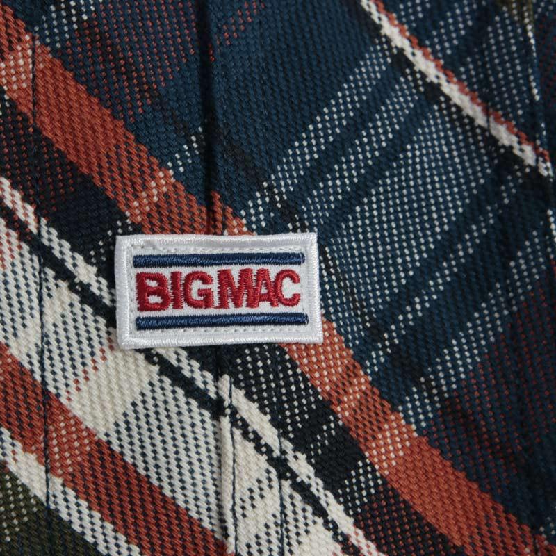 BIG MAC(ビッグマック) COVERALL SHIRTS
