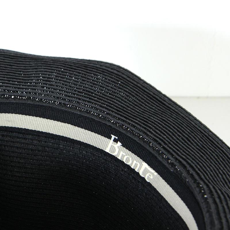 Bronte / ID HATS(ブロンテ) 中折れペーパーハット