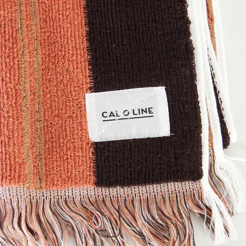 CAL O LINE(キャルオーライン) HOPI COTTON BLANKET