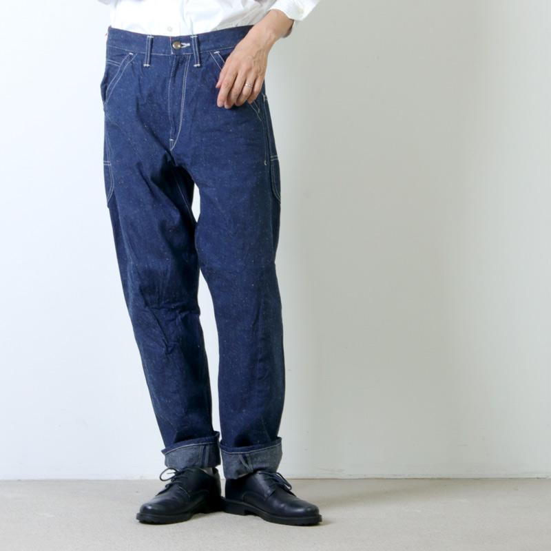 CAL O LINE (キャルオーライン) COMFORT PAINTER PANTS for Woman / コンフォートぺインターパンツ レディースサイズ