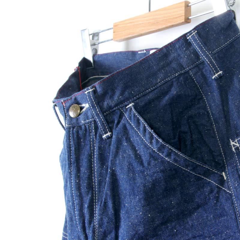 CAL O LINE(キャルオーライン) COMFORT PAINTER PANTS for Woman