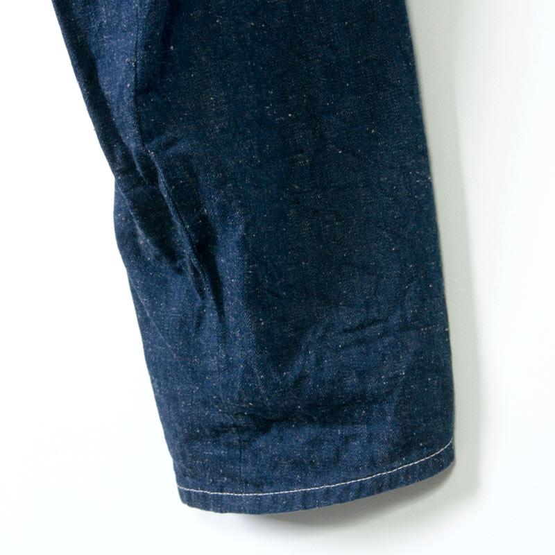 CAL O LINE(キャルオーライン) BARREL PAINTER PANTS 2  for Woman