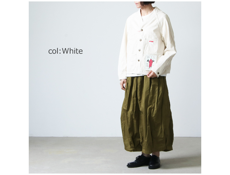 CAL O LINE(キャルオーライン) ENGINEERS JACKET for Women