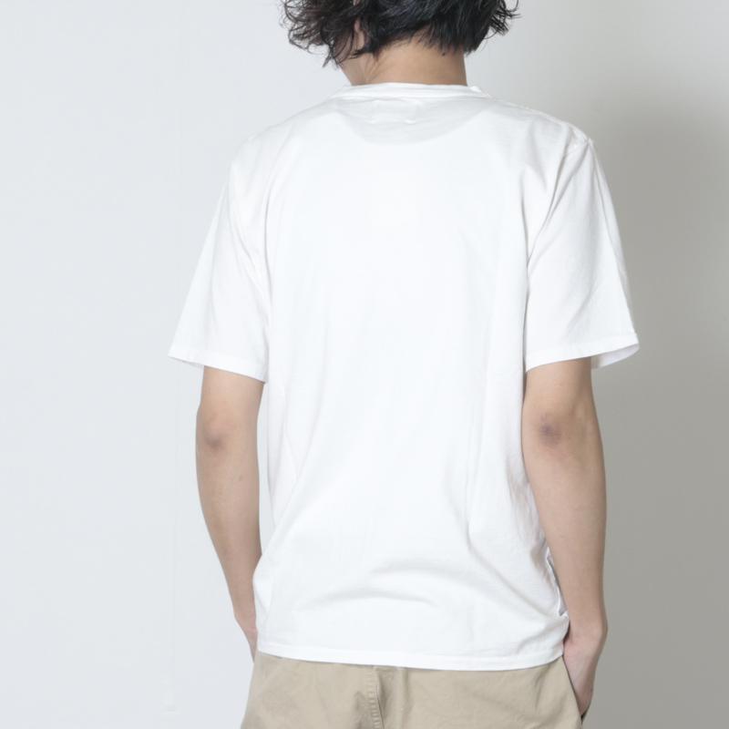 CAL O LINE(キャルオーライン) VIA PACIFIC T-SHIRT