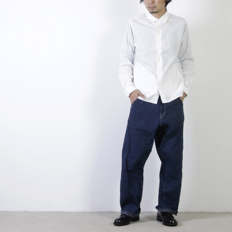 CAL O LINE(キャルオーライン) BARREL PAINTER PANTS for Man