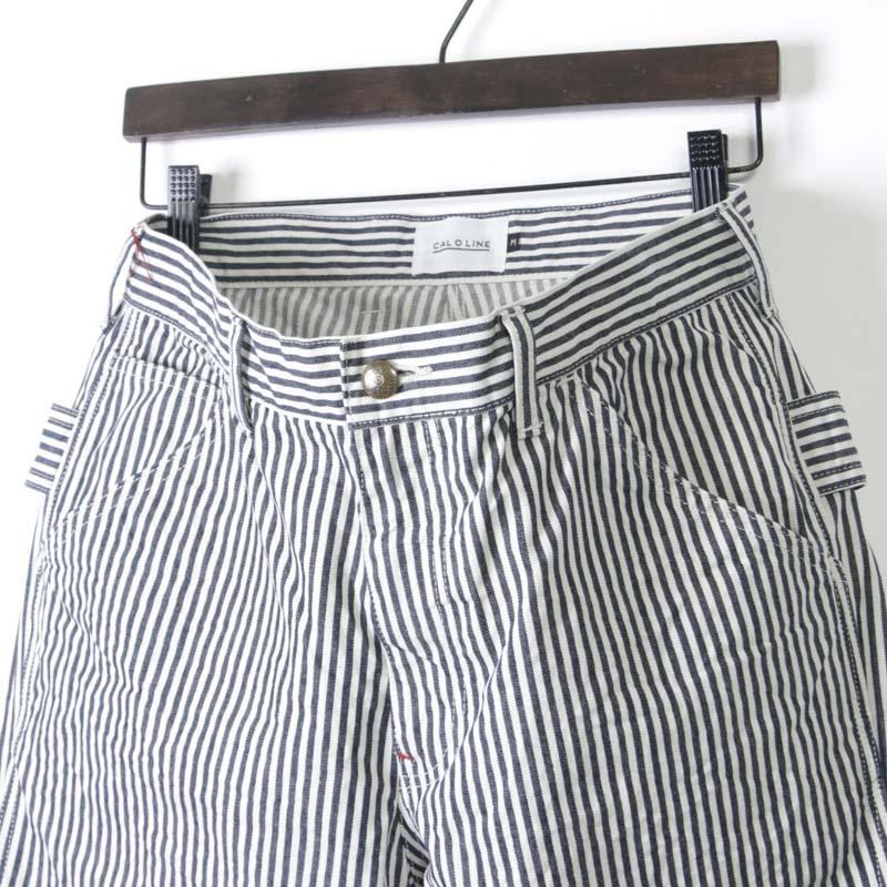 CAL O LINE(キャルオーライン) HICKORY CARPENTER PANTS