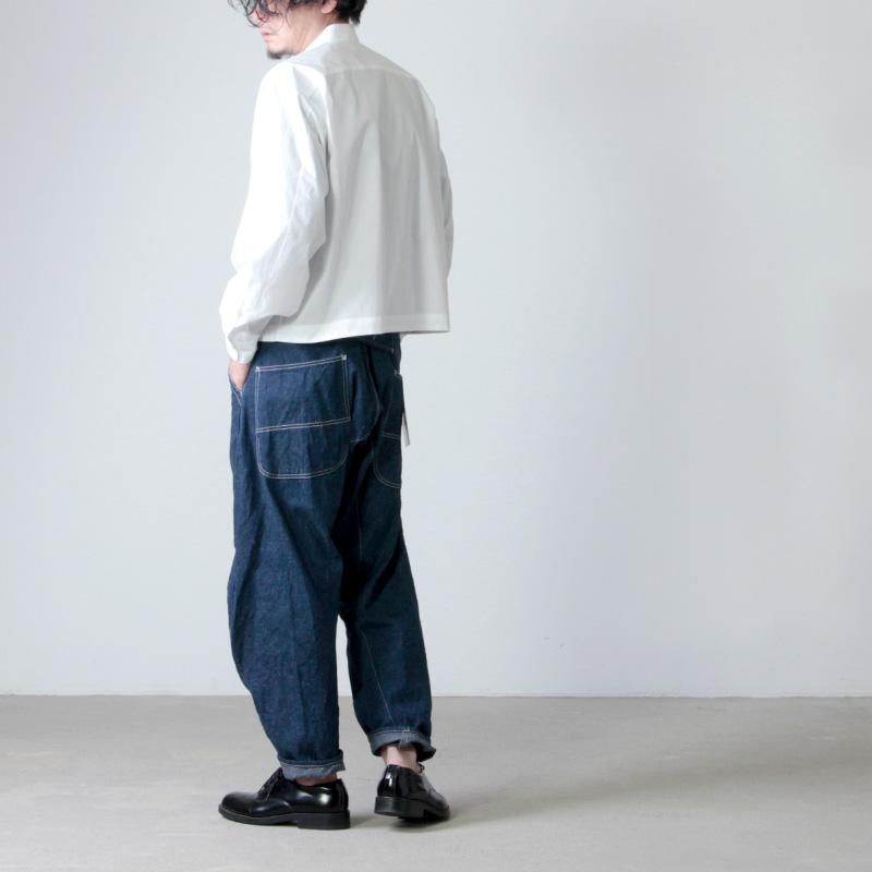 CAL O LINE(キャルオーライン) BARREL PAINTER PANTS 2 for Man