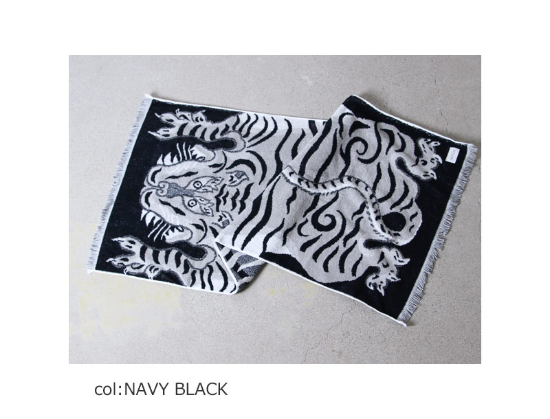 CAL O LINE(キャルオーライン) TIBETAN TIGER BLANKET TOWEL