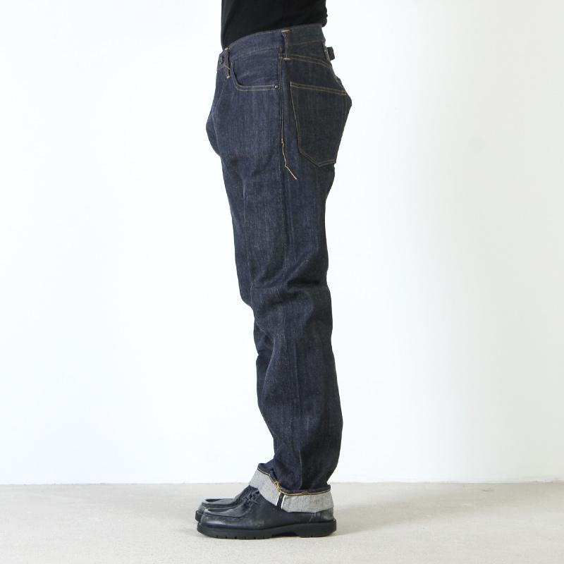 CANTON OVERALLS(キャントン オーバーオールズ) CT002 DENIM PANTS