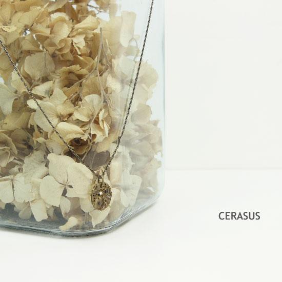 CERASUS(ケラスス) Clock work Long ネックレス